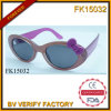 Two Color Stitching Cartoon Cat Sunglasses for Kids (FK15032)