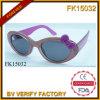 Deux lunettes de soleil piquantes de chat de dessin animé de couleur pour les enfants (FK15032)
