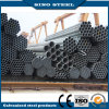 Труба большого диаметра низкой цены ASTM A106 гальванизированная чернотой стальная