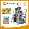 Machine de conditionnement avancée d'aliments surgelés