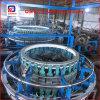 Fabricación de la máquina que teje del telar circular del plástico China