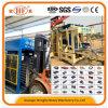 Machine de fabrication de brique concrète complètement automatique de Qt6-15 D