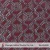 Venda por atacado geométrica feita malha matéria têxtil da tela do laço do algodão (M3439)