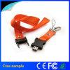 昇進の自由なロゴプリント締縄USBのフラッシュ駆動機構2GB