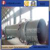 Secador de cilindro giratório do aço inoxidável
