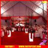 Atividade ao ar livre decorada luxo do partido dos povos das barracas 300 do dossel do evento da forma curvada