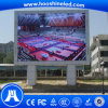 P10 buena uniformidad DIP346 al aire libre a todo color del LED Matrix Display