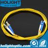 Оптическое волокно Patchcord LC к Sc двухшпиндельные однорежимные 2.0mm