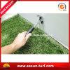 Высота травы 40mm качества Hiqh цвета ландшафта 4 искусственная