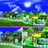 Speelplaats van de Speelplaats van de Kinderen van de Speelplaats van het Kasteel van het vermaak de Grote Binnen Binnen Zachte (h14-Green)