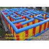 Riesige Park-Geräten-gewerbliche Nutzungs-aufblasbares Labyrinth für Verkauf