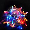 Lumière extérieure de chaîne de caractères de la décoration RVB de Noël de vacances de DEL