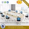 Neuer Entwurfs-Melamin-Sitzungs-Konferenz-Schreibtisch (HX-CF008)
