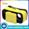 Caixa de Vr da realidade virtual de cinco vidros da cor 3D para o cinema Home