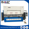 Máquina de dobra hidráulica de alumínio do continente de China