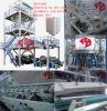 máquina soplada coextrusión de tres capas de la planta de la película