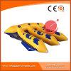 Towable管の大人のウォーター・スポーツのゲーム(T12-404)のための膨脹可能な飛魚座のボート