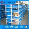 Estantería de poca potencia industrial del almacenaje del almacén de la alta calidad