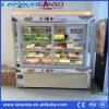 Refroidisseur en verre bilatéral d'étalage de porte de conformité de la CE