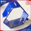 De acryl Blauwe OpenluchtDoos van de Schenking met Redelijke Prijs
