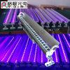 Wand-Unterlegscheibe-Licht der Fabrik-heißes Verkaufs-DMX des Steuer27leds 3W UVled mit wasserdichtem IP65