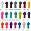 목 t-셔츠 t-셔츠 도매 중국의 둘레에 주문 설계하십시오