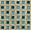 Cristallo e Stone Mixture Mosaic Tile (M8CT@43)