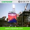 Placa do sinal do diodo emissor de luz da cor cheia de Chipshow P20mm grande