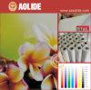 Vinilo auto-adhesivo de los PP de la inyección de tinta del alto grado brillante (No-impermeable)