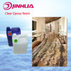 3D Floor 결정 명확한 Epoxy Floor Coating