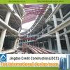 Multi Geschoss-vorfabriziertes Stahlkonstruktion-Hotel