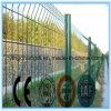 PVC上塗を施してある網の塀