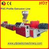 Ligne d'extrusion de profil de PVC (extrudeuse SJSZ65/132)