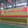 La Cina Anhui Yawei tutta la struttura saldata d'acciaio con la buona macchina di taglio Nc della ghigliottina idraulica di stabilità e di rigidità QC11k 16X6000