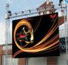Schermo esterno di vendita caldo del consumo P10 LED di potere basso