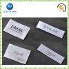 Etiqueta tecida dos acessórios de roupa da forma poliéster feito sob encomenda barato novo (JP-CL091)