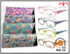 Pouch (MRP21680)를 가진 새로운 Fashionable Disply Reading Glasses