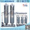 Equipo simple del tratamiento de aguas del acero inoxidable (SWT-1000)