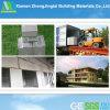 La Chine a préfabriqué le sable de maisons Using le panneau de ciment dehors