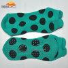 Non Slip Skid Yoga Pilates Socks with Grips Cotton Sock