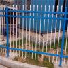 Дешевые панели загородки ковки чугуна для сбывания/квадратной загородки трубы
