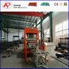 Máquina de moldear del bloque de cemento completamente automático caliente de la venta (QT10-15)