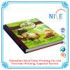 Servicios de impresión duros del folleto de la cubierta del libro encuadernado del cocinero del caso