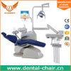 Cadeira dental baixa de alumínio HK-610 com sistema Intraoral da câmera