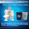 Borracha de silicone líquida para a fatura do molde da arquitetura