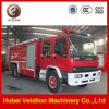 Isuzu 10 Wheeler Fire Fighting Truck (acqua 10000L & gomma piuma 2000L)