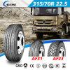 트럭 타이어, 광선 버스 타이어, Bis 점 범위를 가진 TBR 타이어 (315/70R22.5)