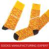 Носки людей цветастые конструированные