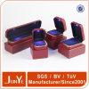 Caja de luces ligera plástica de encargo de la combinación de la caja de joyería de la caja LED del anillo de la base