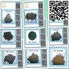 Carbide metallico Powder per 3D Printing Hartmetall Electrodes